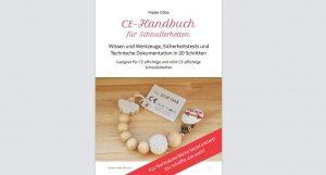 Titelbild des CE-Handbuchs für Schnullerketten